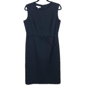 Pendleton Black Sheath Dress EUC